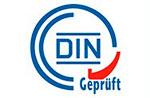 DIN Geprüft-Logo: DIN-geprüfter Business Coach