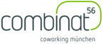 combinat 56 | coworking münchen: Logo